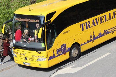 Buss till Artipelag