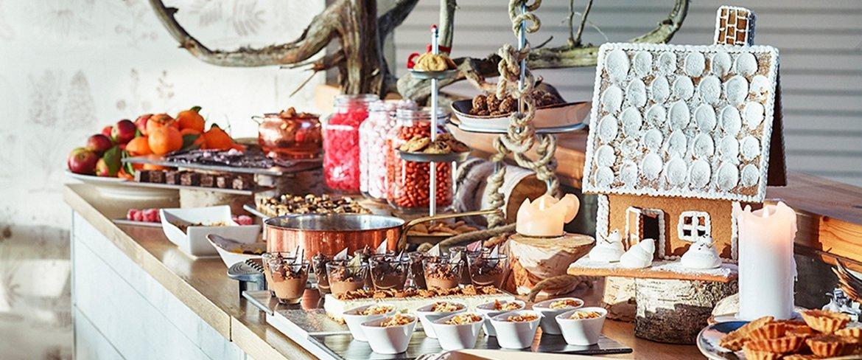 Traditional Christmas Buffet Artipelag