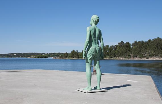 Omvägar, Lars Nilsson, Boy, 2012