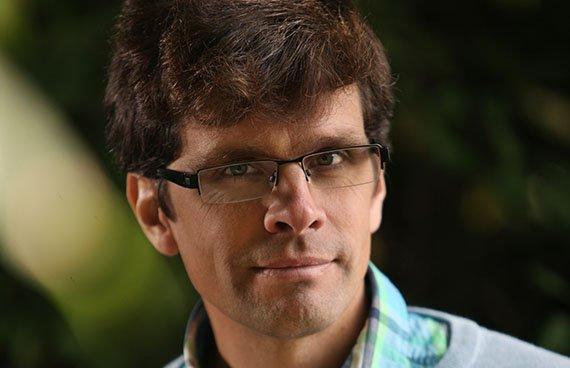 Erik Kjellström från SMHI