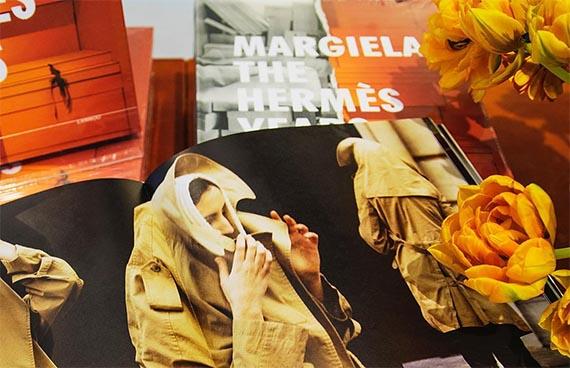 Margiela, åren med Hermès utställningsbok