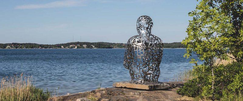 Jaume Plensas skulptur Sappho